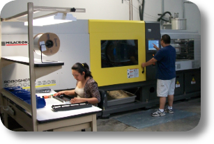 ISO Certified custom injection molder Vadnais Heights Minnesota plastic Resins